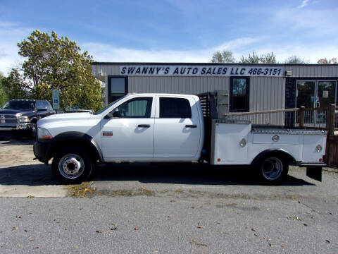 2012 RAM Ram Chassis 4500 for sale at Swanny's Auto Sales in Newton NC