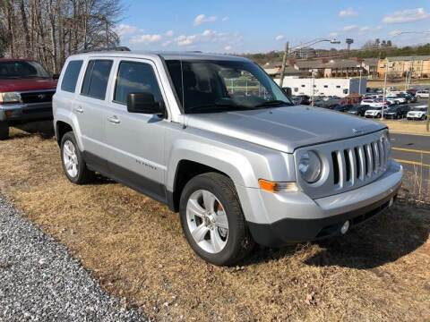 2013 Jeep Patriot for sale at Hillside Motors Inc. in Hickory NC