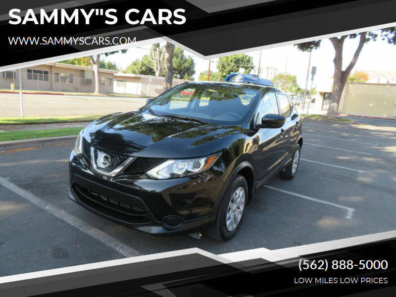 """2018 Nissan Rogue Sport for sale at SAMMY""""S CARS in Bellflower CA"""