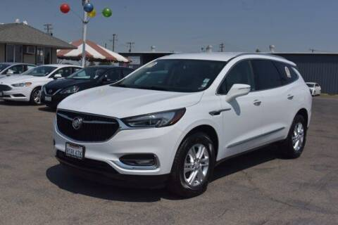 2019 Buick Enclave for sale at Choice Motors in Merced CA