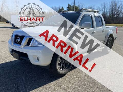 2014 Nissan Frontier for sale at Elhart Automotive Campus in Holland MI