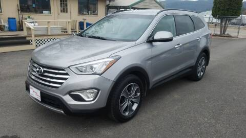 2016 Hyundai Santa Fe for sale at AUTO BROKER CENTER in Lolo MT