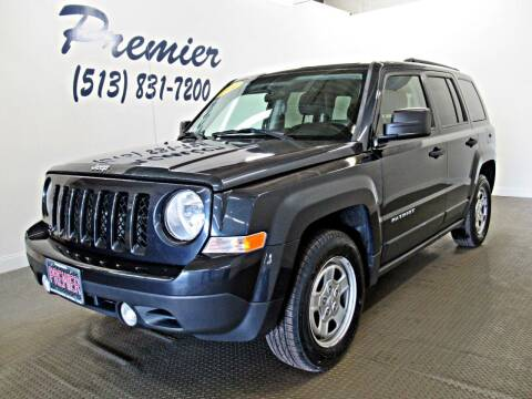 2014 Jeep Patriot for sale at Premier Automotive Group in Milford OH