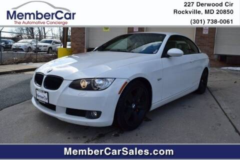 2009 BMW 3 Series for sale at MemberCar in Rockville MD