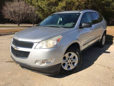 2010 Chevrolet Traverse for sale at Global Imports Auto Sales in Buford GA