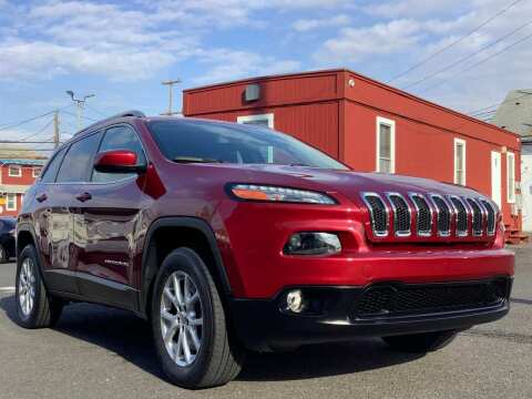 2017 Jeep Cherokee for sale at Active Auto Sales in Hatboro PA