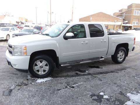 2007 Chevrolet Silverado 1500 for sale at Village Auto Outlet in Milan IL
