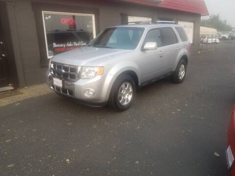 2011 Ford Escape for sale at Bonney Lake Used Cars in Puyallup WA