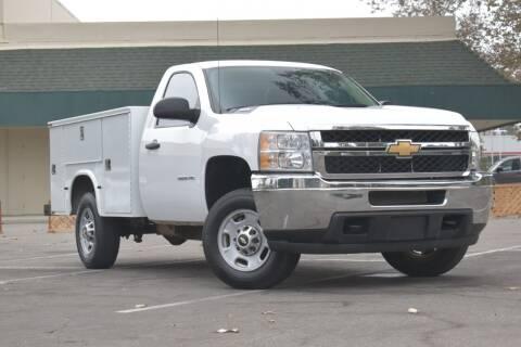 2012 Chevrolet Silverado 2500HD for sale at Mission City Auto in Goleta CA