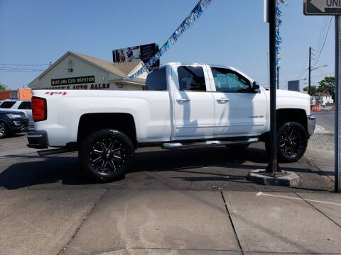 2015 Chevrolet Silverado 2500HD for sale at Messick's Auto Sales in Salisbury MD