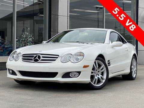 2008 Mercedes-Benz SL-Class for sale at Carmel Motors in Indianapolis IN