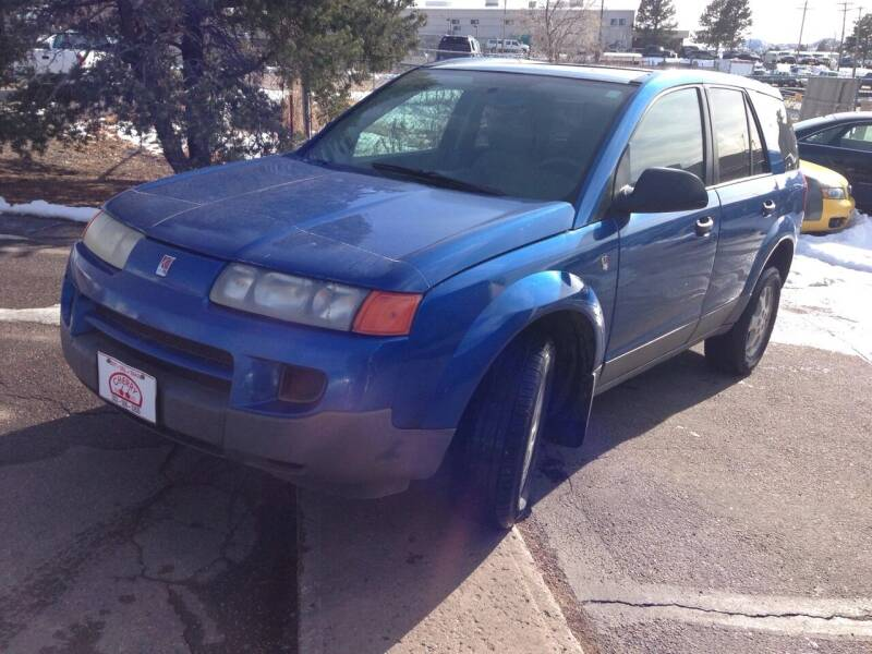 2004 Saturn Vue for sale at Cherry Motors in Castle Rock CO