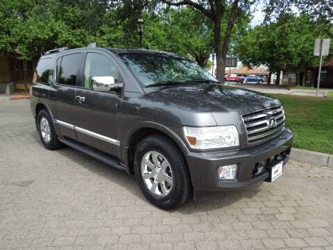 2007 Infiniti QX56 for sale at Family Truck and Auto.com in Oakdale CA
