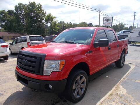 2012 Ford F-150 for sale at High Country Motors in Mountain Home AR