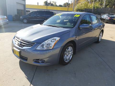 2010 Nissan Altima for sale at GS AUTO SALES INC in Milwaukee WI