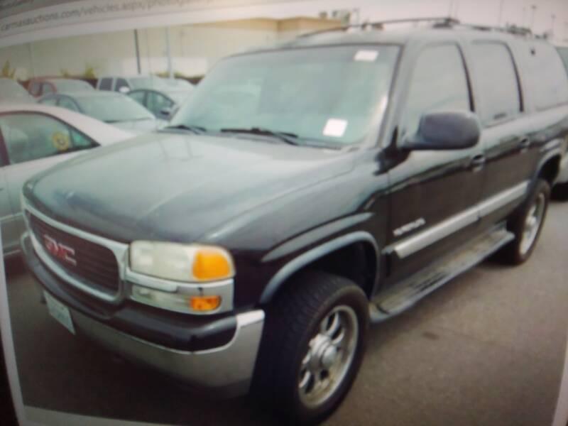 2001 GMC Yukon XL for sale at ACE AUTO SALES in Lake Havasu City AZ