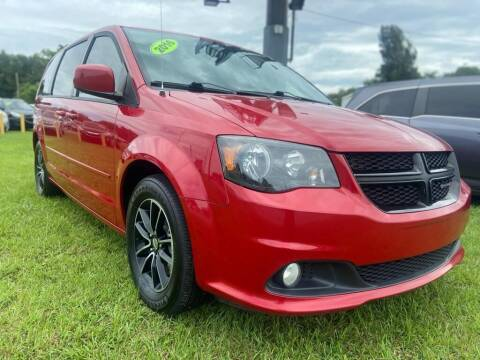 2016 Dodge Grand Caravan for sale at Unique Motor Sport Sales in Kissimmee FL