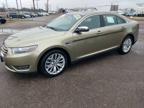 2013 Ford Taurus for sale at Kull N Claude in Saint Cloud MN