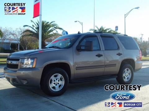 2007 Chevrolet Tahoe for sale at Courtesy Toyota & Ford in Morgan City LA