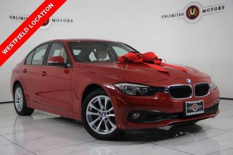 2017 BMW 3 Series for sale at INDY'S UNLIMITED MOTORS - UNLIMITED MOTORS in Westfield IN