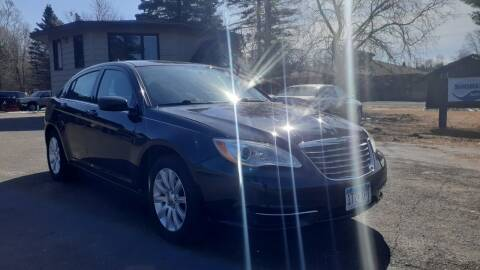 2011 Chrysler 200 for sale at Shores Auto in Lakeland Shores MN
