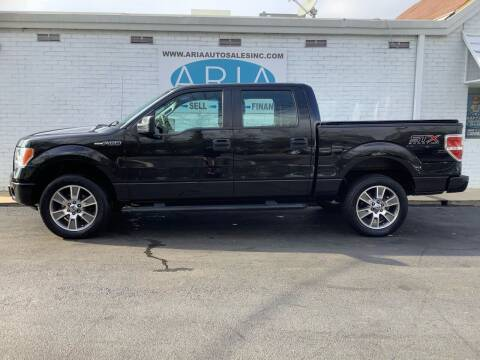 2014 Ford F-150 for sale at ARIA  AUTO  SALES in Raleigh NC
