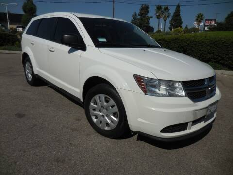 2015 Dodge Journey for sale at ARAX AUTO SALES in Tujunga CA