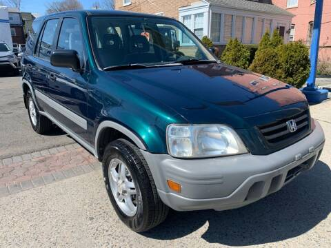 1997 Honda CR-V for sale at White River Auto Sales in New Rochelle NY
