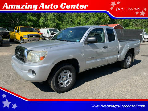 2005 Toyota Tacoma for sale at Amazing Auto Center in Capitol Heights MD