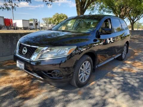 2014 Nissan Pathfinder for sale at Matador Motors in Sacramento CA