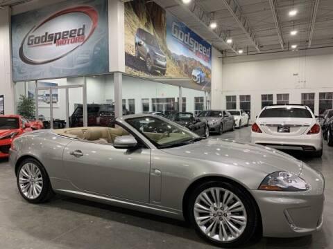 2010 Jaguar XK for sale at Godspeed Motors in Charlotte NC
