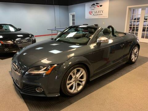 2009 Audi TTS for sale at Quality Autos in Marietta GA