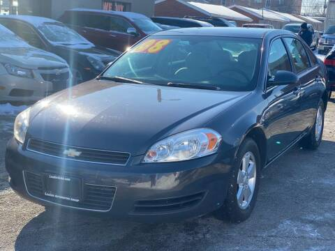 2008 Chevrolet Impala for sale at IMPORT Motors in Saint Louis MO