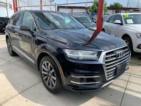 2017 Audi Q7 for sale at LIBERTY AUTOLAND INC - LIBERTY AUTOLAND II INC in Queens Villiage NY