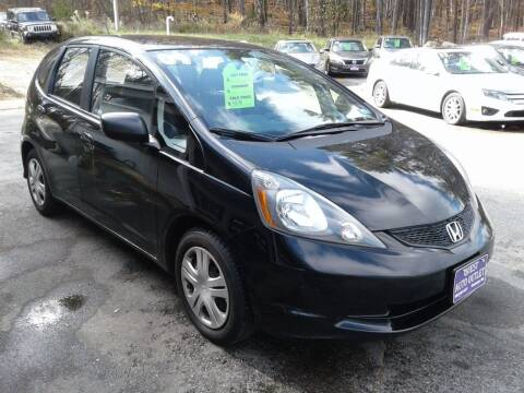 2009 Honda Fit for sale at Quest Auto Outlet in Chichester NH