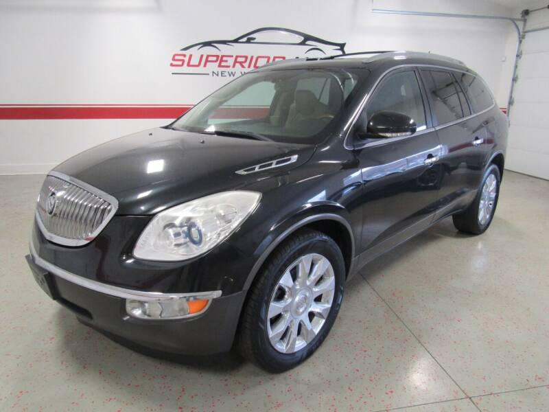 2011 Buick Enclave for sale at Superior Auto Sales in New Windsor NY
