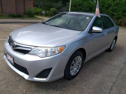 2012 Toyota Camry for sale at Hilton Motors Inc. in Newport News VA