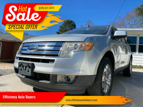 2009 Ford Edge for sale at Efficiency Auto Buyers in Milton GA