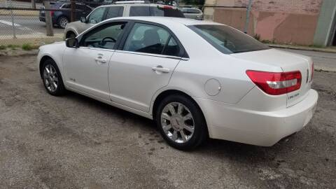 2009 Lincoln MKZ for sale at 216 Automotive Group in Cleveland OH