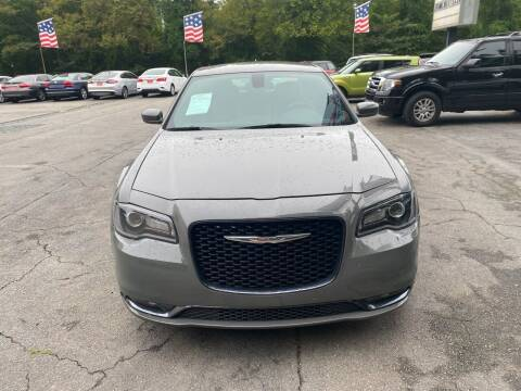 2019 Chrysler 300 for sale at J Franklin Auto Sales in Macon GA