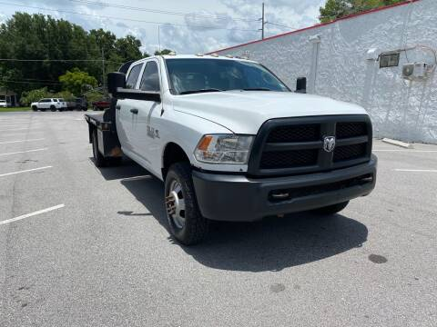 2017 RAM Ram Chassis 3500 for sale at LUXURY AUTO MALL in Tampa FL