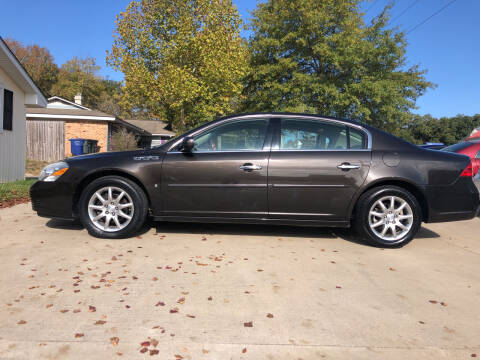 2008 Buick Lucerne for sale at H3 Auto Group in Huntsville TX