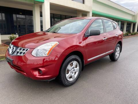 2011 Nissan Rogue for sale at Aman Auto Mart in Murfreesboro TN