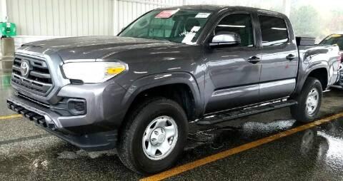 2019 Toyota Tacoma for sale at Klassic Cars in Lilburn GA