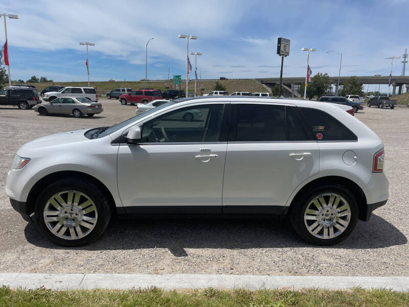 2010 Ford Edge for sale at GILES & JOHNSON AUTOMART in Idaho Falls ID