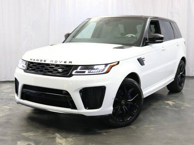 2021 Land Rover Range Rover Sport for sale at United Auto Exchange in Addison IL