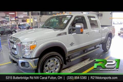 2012 Ford F-350 Super Duty for sale at Route 21 Auto Sales in Canal Fulton OH