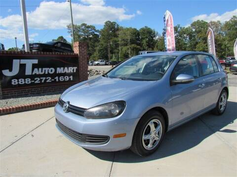 2011 Volkswagen Golf for sale at J T Auto Group in Sanford NC