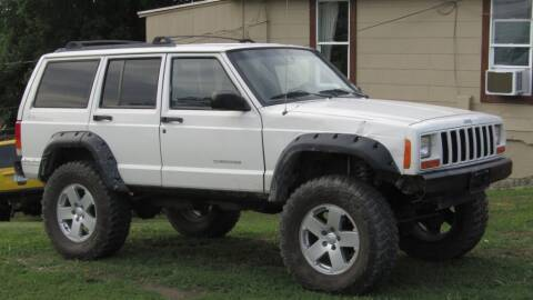 1999 Jeep Cherokee for sale at MTC AUTO SALES in Omaha NE