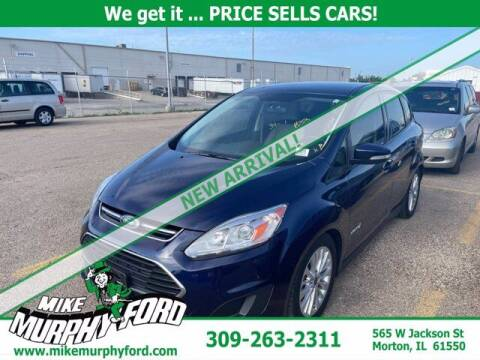 2017 Ford C-MAX Hybrid for sale at Mike Murphy Ford in Morton IL